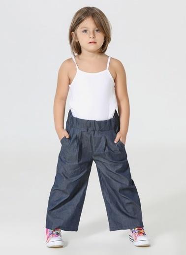 Lupiakids Japon Kesim Kız Kot Pantolon Renkli